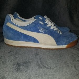 Puma Shoes - Vintage Puma Sneakers